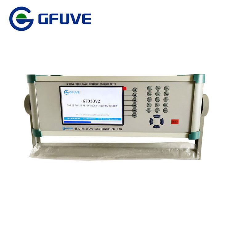 0.02% 240A 600V Electrical Test Equipment Portable Three Phase Reference Standard